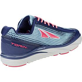 Altra Torin 3 Running Shoes Women Blue/Coral
